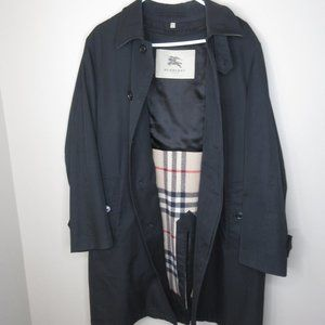Burberry London Coat with removable wool lining